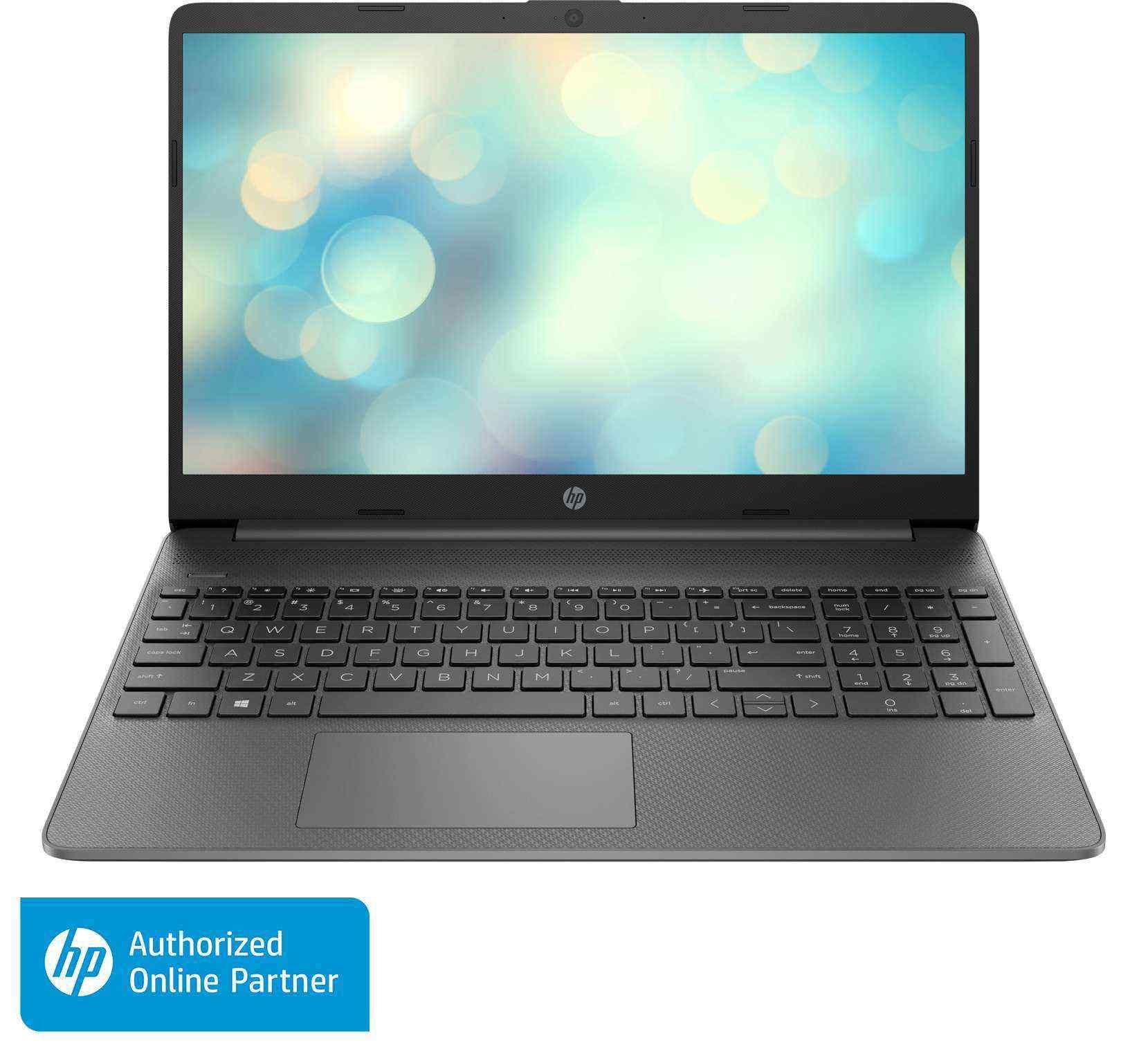 HP 15S-FQ2045NT Intel Core i3 1115G4 4GB 256GB SSD Freedos 15.6 Taşınabilir Bilgisayar 2N2N8EA