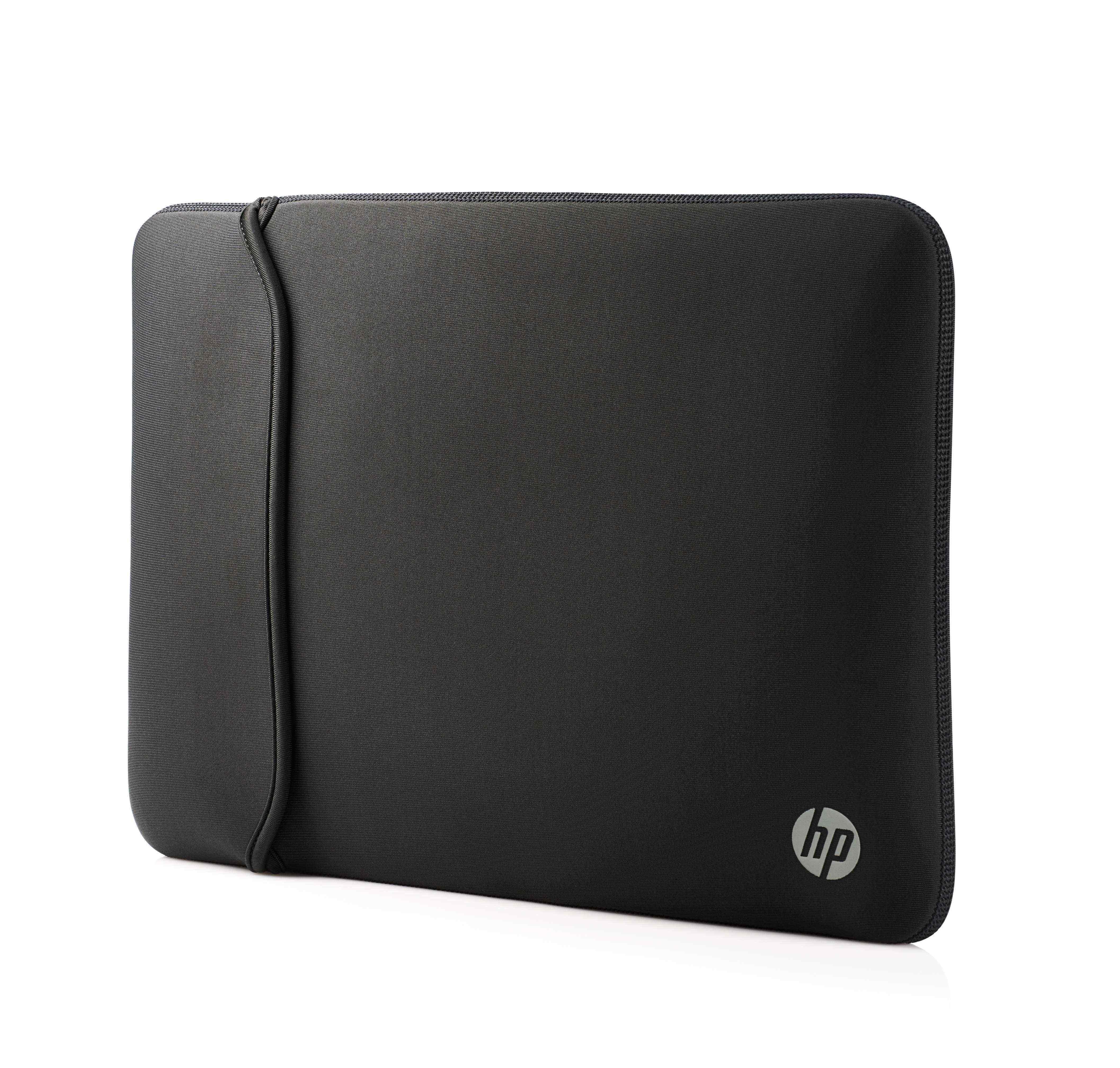 HP 15.6 inç Çift Taraflı Fermuarsız Neopren Kılıf - Geometrik