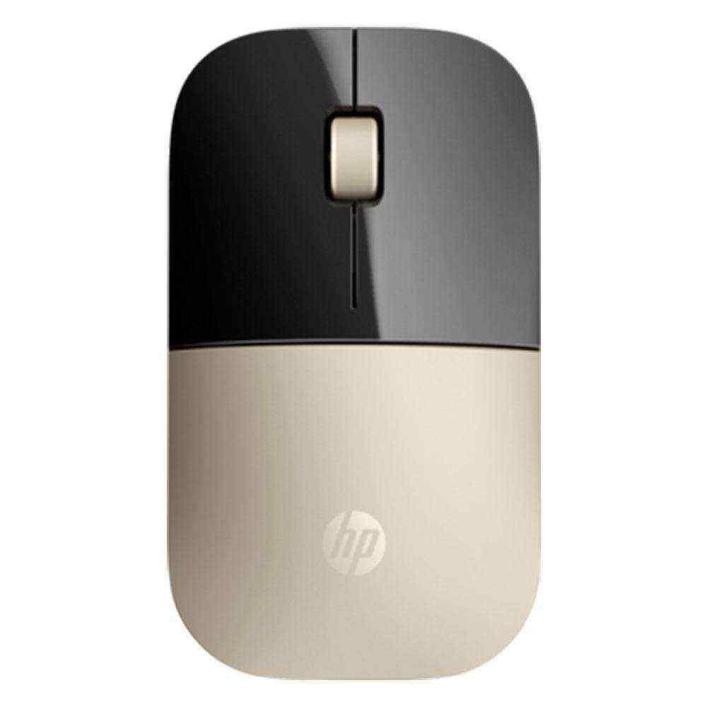 HP Z3700 Kablosuz İnce & Hafif Mouse - Siyah & Altın