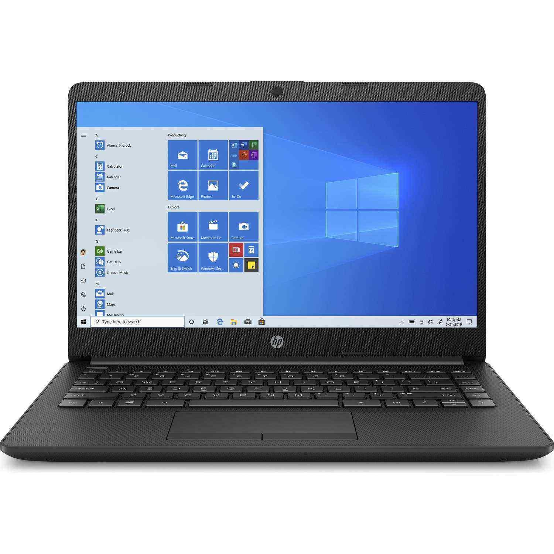 HP 14-CF3014NT Intel Core i3 1005G1 4GB 256GB SSD Windows 10 Home 14 Taşınabilir Bilgisayar 4H1G2EA